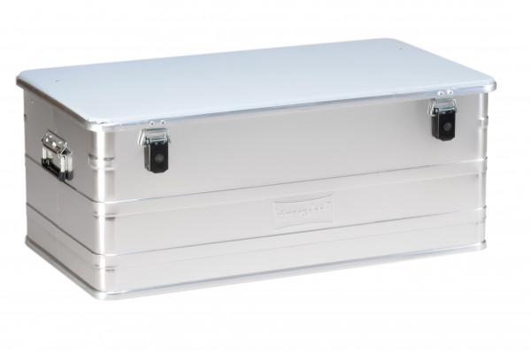 Aluminium-Profi-Box 140 l, silber, Abm.: 495 x 902 x 379 mm