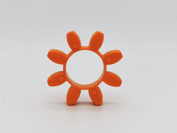 ROTEX Zahnkranz orange T-PUR, 92 ° shore