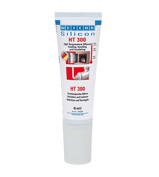 WEICON SILICON HT-300 ROT 85ML
