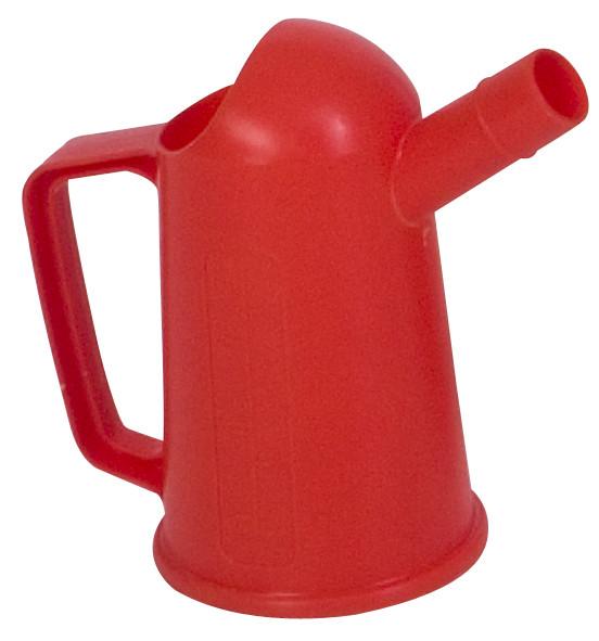 Ölmaßgefäße 500 ml,PP, Rot