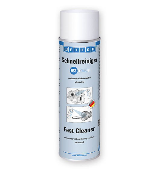 WEICON Schnellreiniger mit NSF Zulassung, 500 ml SD